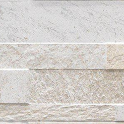 Fasadsten Cubic wall white 15x61cm