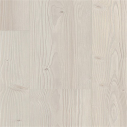Laminatgolv Tarkett SoundLogic Handbrushed Pine Vit 1-Stav