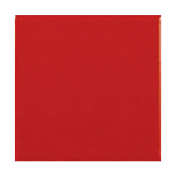 Ral red 3000 9,7x9,7 / stcm