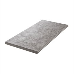 Klinker Bricmate Z Quartzit Grey Poolside/​step 30x60 cm