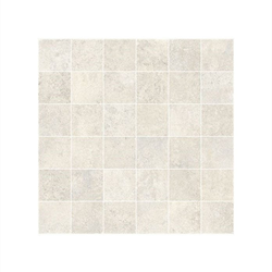 Mosaik boston white 5x5cm