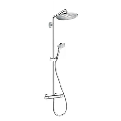 Takduschset Hansgrohe Croma Select S 280 Air 1jet Showerpipe 150 cc Med EcoSmart