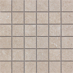 Mosaik eco project beige 4,8x4,8cm