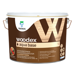 Grundolja Woodex Aqua Base Clear Teknos Färglös
